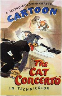 The Cat Concerto (1947)