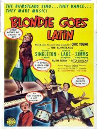 Blondie Goes Latin (1941)