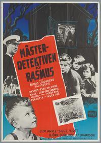 Mästerdetektiven och Rasmus (1953)