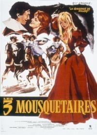 Les trois mousquetaires: La vengeance de Milady (1961)