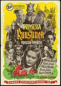 Prinsessa Ruusunen (1949)