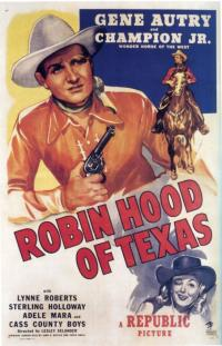 Robin Hood of Texas (1947)