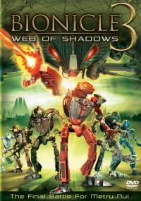 Bionicle 3: Web of Shadows (2005)