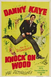 Knock on Wood (1954)