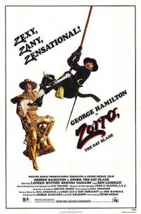 Zorro, the Gay Blade (1981)