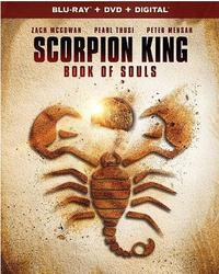 Scorpion King: Book of Souls (2018)
