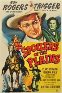 Spoilers of the Plains (1951)