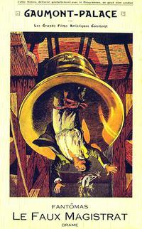 Le faux magistrat (1914)