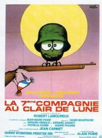 La 7ème compagnie au clair de lune (1977)