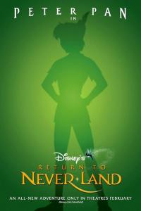 Return to Never Land (2002)