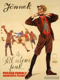 A Pál-utcai fiúk (1917)