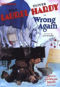 Wrong Again (1929)