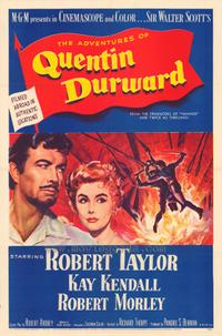 The Adventures of Quentin Durward (1955)