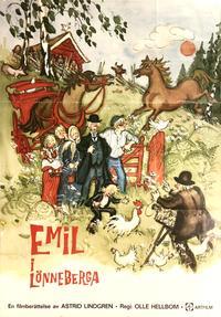 Emil i Lönneberga (1971)