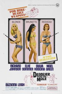 Deadlier Than the Male (1967)