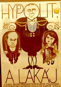 Hyppolit, a lakáj (1931)