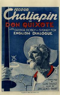 Don Qichotte (1933)