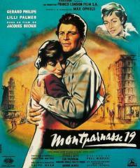 Les amants de Montparnasse (Montparnasse 19) (1958)
