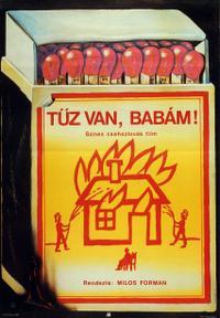 Hoří, má panenko (1967)