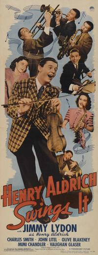 Henry Aldrich Swings It (1943)