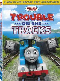 Thomas & Friends: Trouble on the Tracks (2014)