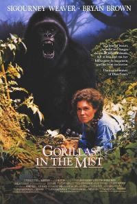 Gorillas in the Mist: The Story of Dian Fossey (1988)