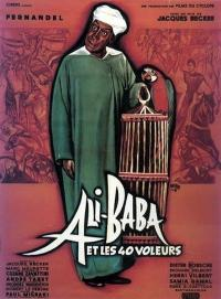 Ali Baba et les quarante voleurs (1954)