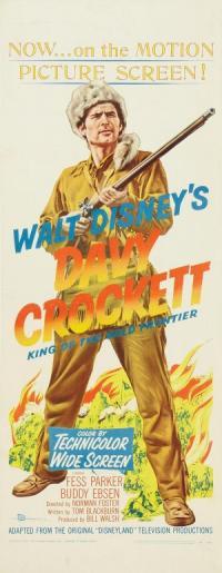 Davy Crockett, King of the Wild Frontier (1954)