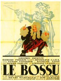 Le bossu (1934)