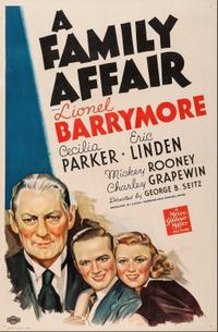 A Family Affair (1937)