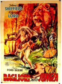 The Lost Volcano (1950)