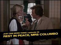 Columbo: Rest in Peace, Mrs. Columbo (1990)