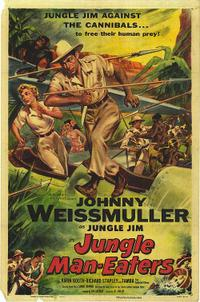Jungle Man-Eaters (1954)