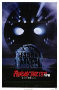 Friday the 13th Part VI: Jason Lives (1986)