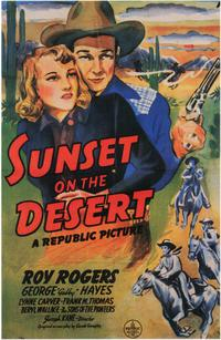 Sunset on the Desert (1942)