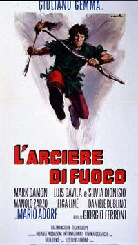 L'arciere di fuoco (1970)