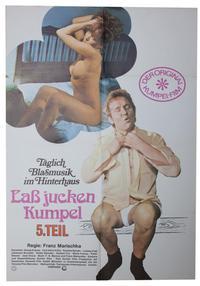Laß jucken, Kumpel 5: Der Kumpel läßt das Jucken nicht (1975)