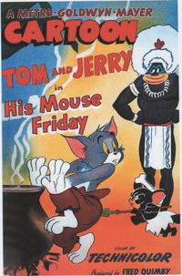 His Mouse Friday (1951)