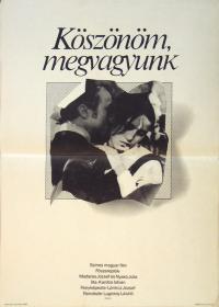 Köszönöm, megvagyunk (1980)