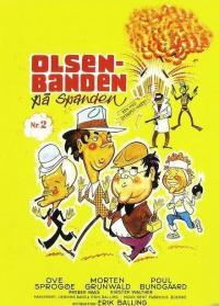 Olsen-banden på spanden (1969)