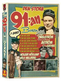 91:an Karlssons bravader (1951)
