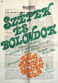 Szépek és bolondok (1976)