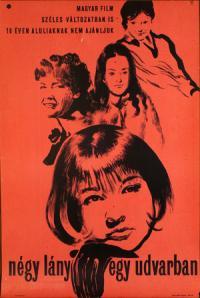 Négy lány egy udvarban (1964)