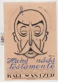 Hans nåds testamente (1919)