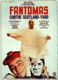 Fantômas contre Scotland Yard (1966)