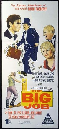 The Big Job (1965)