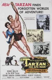 Tarzan, the Ape Man (1959)
