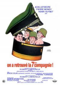On a retrouvé la 7eme compagnie! (1975)