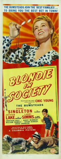 Blondie in Society (1941)