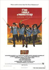 The Four Musketeers, The Revenge of Milady (1974)